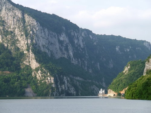 A Duna a Vaskapunál