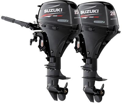 Suzuki D15 és 20 EFI