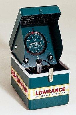 Lowrance: A kis zöld doboz