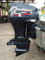 Evinrude e 90 Ficht csónakmotor