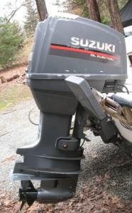 Suzuki DT 90 csónakmotor