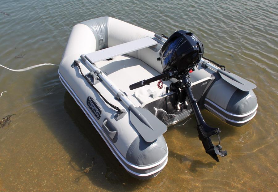 Tohatsu 3.5 Le csónakmotor