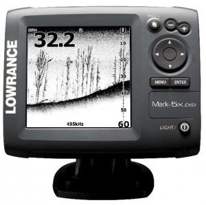 Lowrance Mark5x DSI halradar