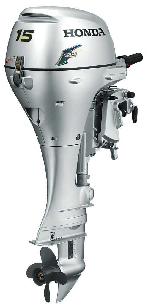 Honda BF15 SHU csónakmotor