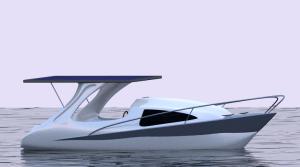 Zero Boat, elektromos hajó