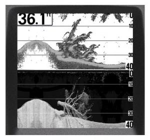 A halradar képe