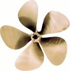 5 levelű bronz propeller