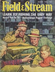 Field and Stream horgászmagazin