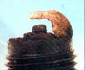 Korommal lerakódott gyújtógyertya