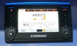 Evinrude E-TEC G2 csónakmotor